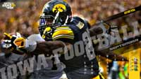 Iowa Football September Wallpaper
