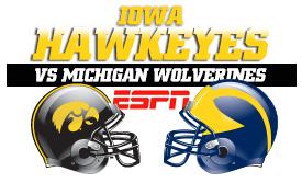 2012 Michigan football insert