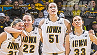 Iowa Women's Basketball Wallpaper
