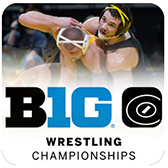 Big Ten Wrestling Championships Brooks