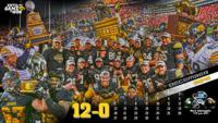 Iowa Football December Wallpaper