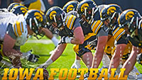 Iowa Football Wallpaper