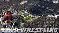 Iowa Wrestling December Wallpaper