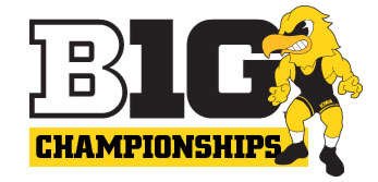 2014 Big Ten Wrestling Championships logo