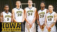 Iowa Men's Basketball March Wallpaper