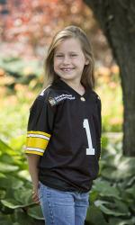 Kid Captain Laila Walton