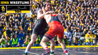 Iowa Wrestling December Wallpaper