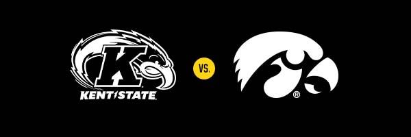 Kent State vs. Iowa