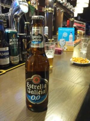 Cerveza Estrella Galicia 0.0%