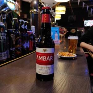 Cerveza Ambar Especial