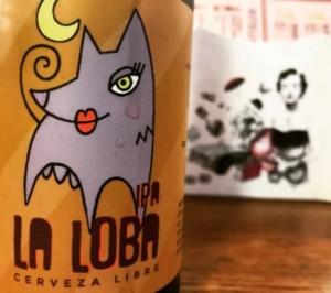 Cerveza La Loba IPA