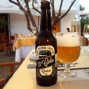Cerveza El Cabo Pale Ale