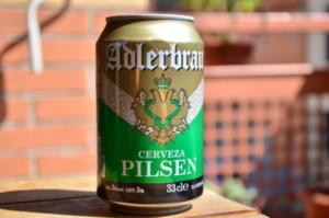 Cerveza Adlerbrau Tipo Pilsen