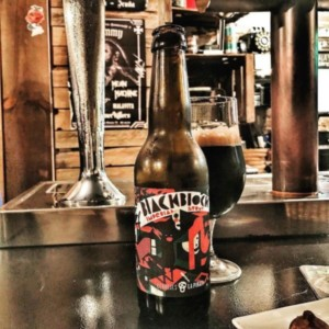 Cerveza La Pirata Black Block