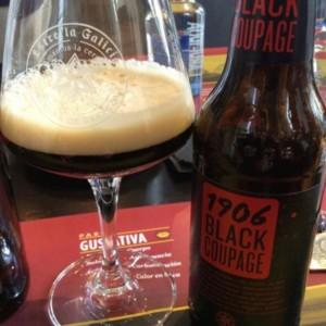 Cerveza 1906 Black Coupage