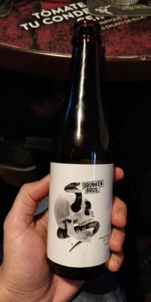 Cerveza Drunken Bros Black Maiden