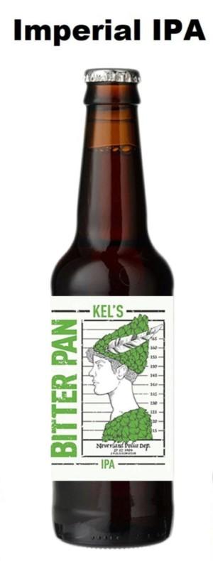 Cerveza Kel's Bitter Pan