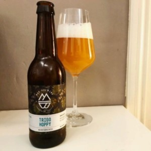 Cerveza Mad Brewing Trigo Hoppy