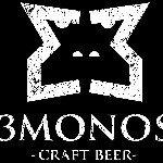 Imagen de la marca de cerveza 3Monos Craft Beer