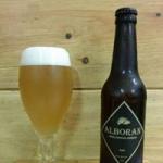 Imagen de la marca de cerveza Alboran