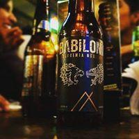Imagen de la marca de cerveza Babilonia Alquimia Mexicana