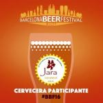 Imagen de la marca de cerveza Cerveza Artesana Jara