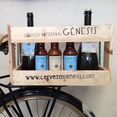 Imagen de la marca de cerveza Cerveza Artesanal Gènesis