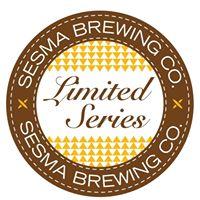 marca de cerveza Sesma Brewing Co.