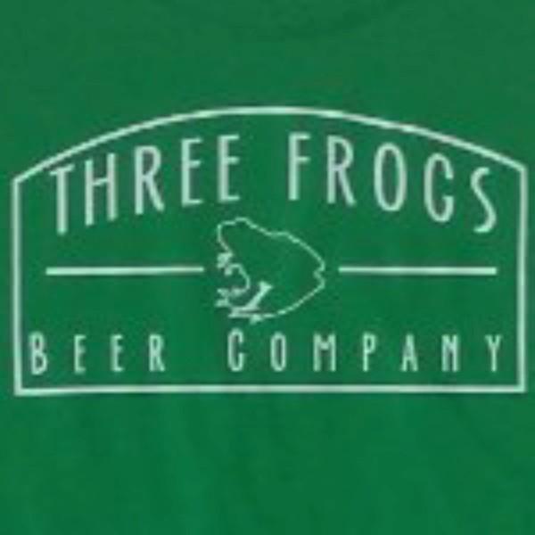 Imagen de la marca de cerveza 3 Frogs Brewers