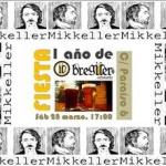 Imagen de la marca de cerveza Bregüer Cervecería