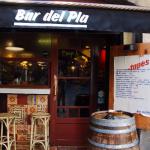 Imagen de la cervecería Bar del Pla