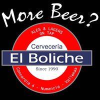 Imagen de la cervecería EL Boliche