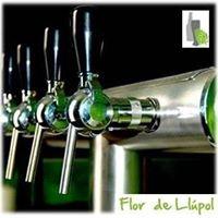 Imagen de la cervecería Flor de Llúpol