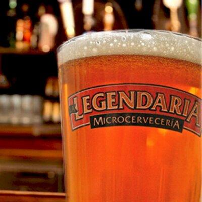 Imagen de la cervecería La Legendaria