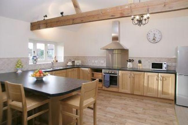 Hall Farm Barns Church View Holiday Cottage In Thorpe Abbotts