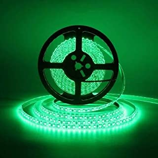 LED Strip Light  5050-60 LED Cove Light 5mtr roll (Green, Pack of 1) 24W without driver