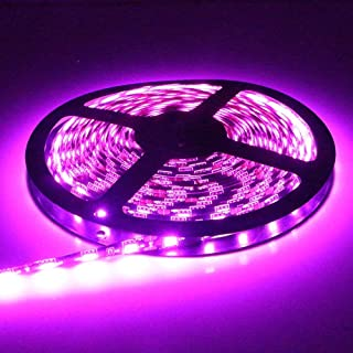 LED Strip Light  4040-60 LED Cove Light 5mtr roll (Pink, Pack of 1) 24W without driver