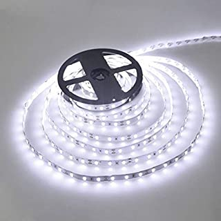 LED Strip Light  4040-60 LED Cove Light 5mtr roll (White, Pack of 1) 24W without driver