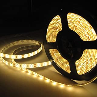 LED Strip Light  4040-60 LED Cove Light 5mtr roll (Warm White, Pack of 1) 24W without driver
