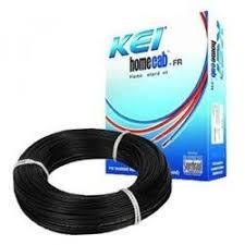 KEI 2.5 Sq.mm x 90mtr FR PVC Insulated Single Core Copper Wire