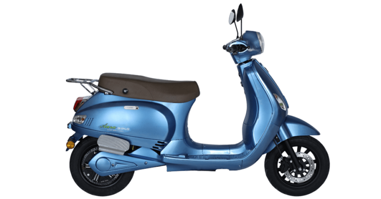 benling aura electric scooter