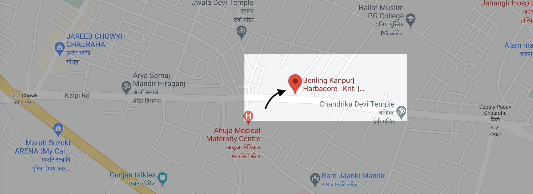 harbacore-location