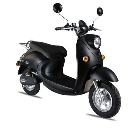Benling India kriti battery operated electric scooter black color