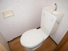保土ヶ谷パナハイツ 103号室のトイレ