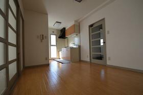 サンモール今泉 201号室のキッチン