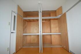 サンモール今泉 201号室の収納