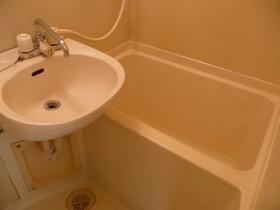 HOX10 301号室の風呂