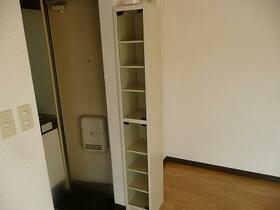 HOX10 301号室の収納