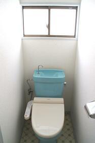 中島住宅‐2のトイレ