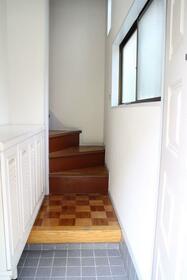中島住宅‐2の玄関